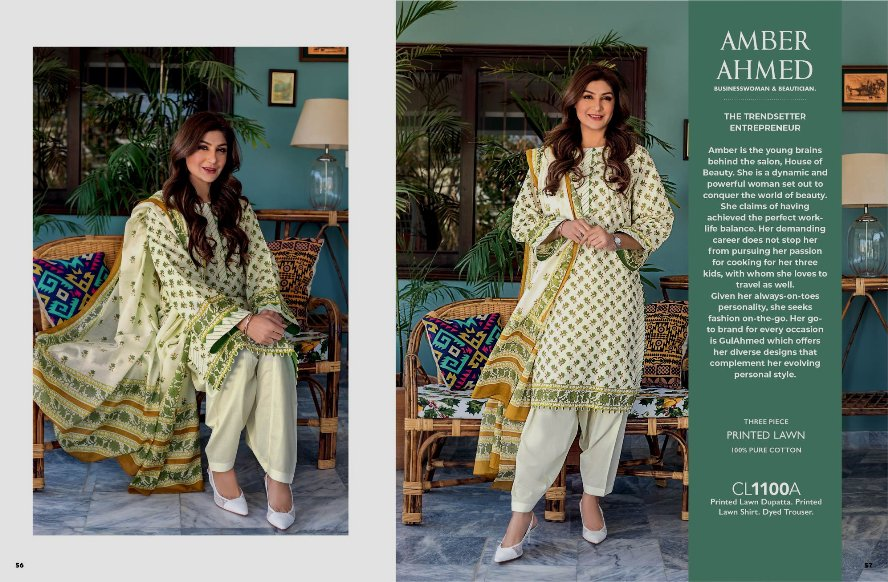 Tribute to Mothers Summer wears Collection 2021 By Gul Ahmed (23)