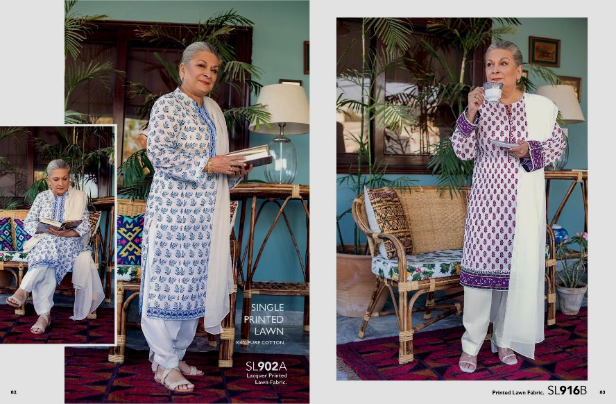 Tribute to Mothers Summer wears Collection 2021 By Gul Ahmed (25)
