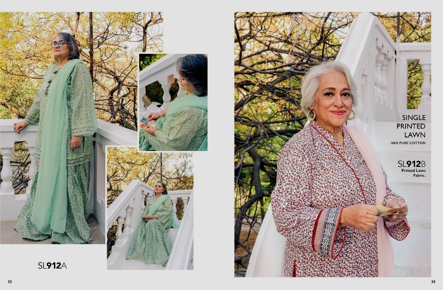 Tribute to Mothers Summer wears Collection 2021 By Gul Ahmed (29)
