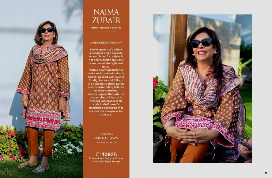 Tribute to Mothers Summer wears Collection 2021 By Gul Ahmed (5)