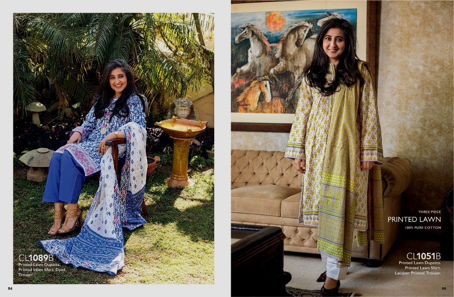 Tribute to Mothers Summer wears Collection 2021 By Gul Ahmed (7)