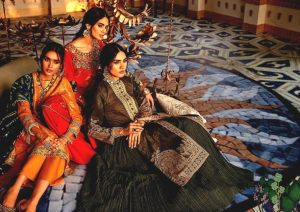 Shehr-e-Uns Unstitched Eid Dresses Collection 2021 By Cross Stitch (24)