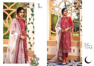 Shehr-e-Uns Unstitched Eid Dresses Collection 2021 By Cross Stitch (25)