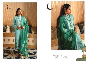 Shehr-e-Uns Unstitched Eid Dresses Collection 2021 By Cross Stitch (29)