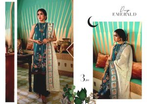 Shehr-e-Uns Unstitched Eid Dresses Collection 2021 By Cross Stitch (30)