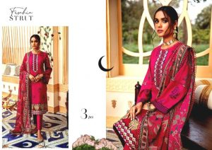 Shehr-e-Uns Unstitched Eid Dresses Collection 2021 By Cross Stitch (37)