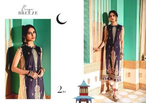 Shehr-e-Uns Unstitched Eid Dresses Collection 2021 By Cross Stitch (41)