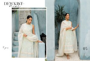 Unstitched Luxury Dresses Eid 2021 Collection By Cross Stitch (13)