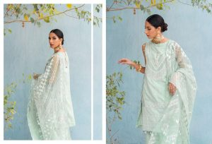 Unstitched Luxury Dresses Eid 2021 Collection By Cross Stitch (19)
