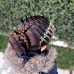 Baby Girl's Latest Hair Styles Ideas 2022 (13)