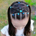 Baby Girl's Latest Hair Styles Ideas 2022 (15)