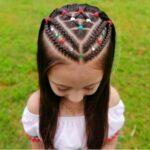 Baby Girl's Latest Hair Styles Ideas 2022 (3)