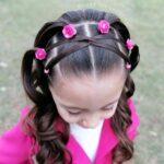 Baby Girl's Latest Hair Styles Ideas 2022 (9)