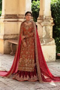 Bridal Dresses Collection 2021-22 By Aisha Imran (2)